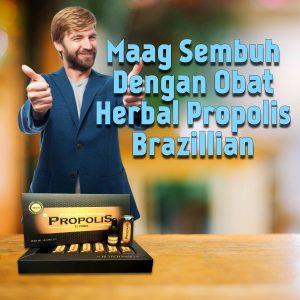 Maag Sembuh Dengan Obat Herbal Propolis Brazillian