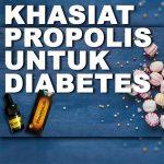 Khasiat Propolis Brazilian Untuk Diabetes