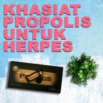 Khasiat Propolis Brazillian Untuk Herpes