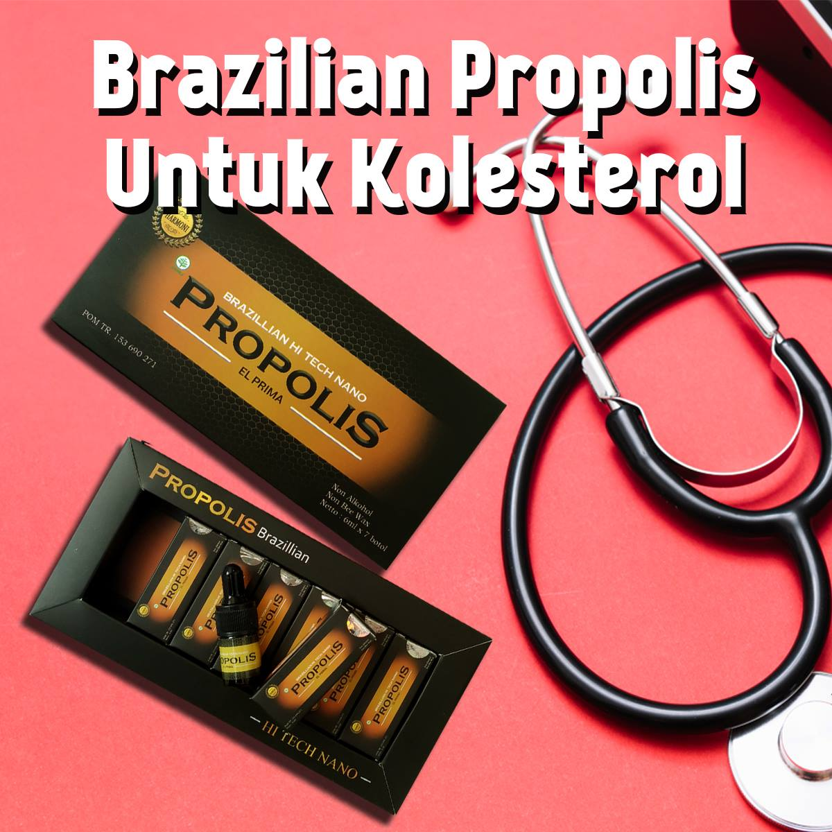Mengatasi Jerawat Dengan Brazillian Propolis