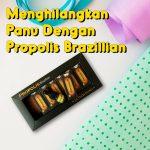 Menghilangkan Panu Dengan Propolis Brazillian