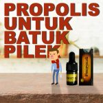 Obati Flu dan Batuk Dengan Propolis Brazillian