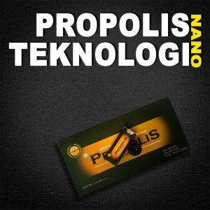 Propolis Asli Obat Tetes Herbal Dengan Teknologi Nano