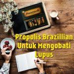 Propolis Brazillian Untuk Mengobati Lupus