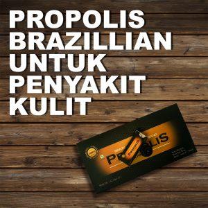 Manfaat Propolis Brazillian Untuk Penyakit Kulit Karena Jamur