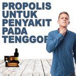 Manfaat Propolis Brazillian Untuk Penyakit Tenggorokan