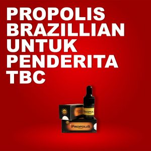 Manfaat Propolis Brazillian Untuk TBC