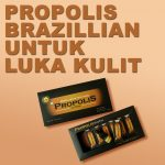 Propolis Brazillian Untuk Luka Pada Kulit