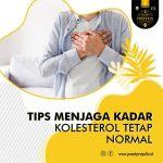 Agar Kolesterol Tetap Normal Ikuti Tips Berikut!