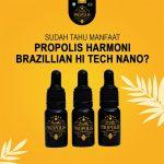 Manfaat Propolis Harmoni Brazillian Hi Tech Nano